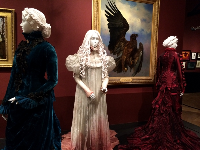 crimson peak costumes