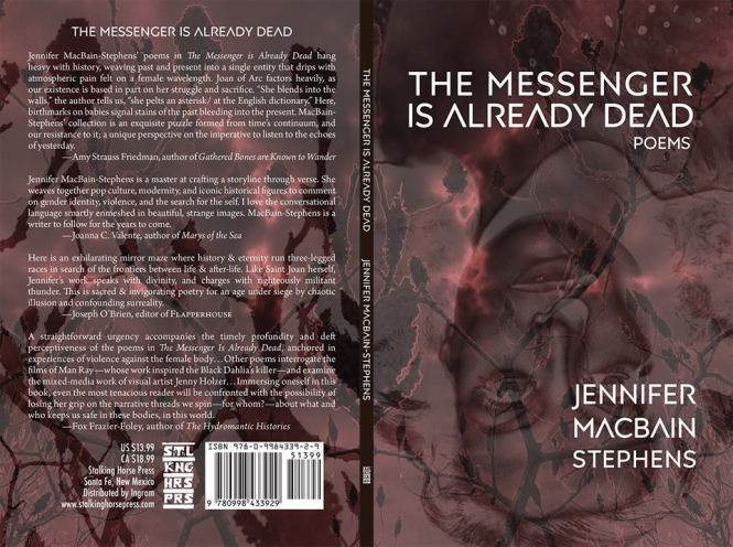 messenger_blurbs_cover